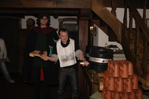 Waldhotel Lingen*** Emsland total mit Ritterschmaus all-inclusive, Kornbrennern und mutigen Jünglingen
