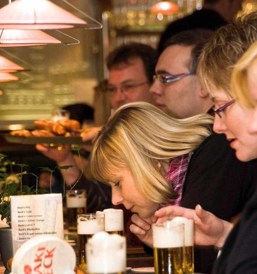Hotel Heldt *** Schauriges und Schönes in Bremen - Krimi, Knast und Bierbrauer-Kunst